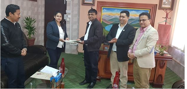 MoU on Natural Disaster Risk Group Accident Insura
