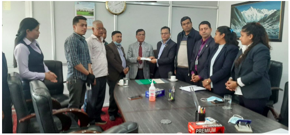 Nepal Engineering Association claim payment